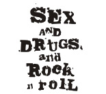 Футболка Sex and drugs and rock n roll (2)
